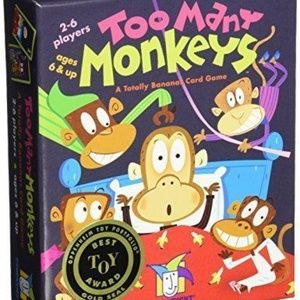 Too many monkeys game